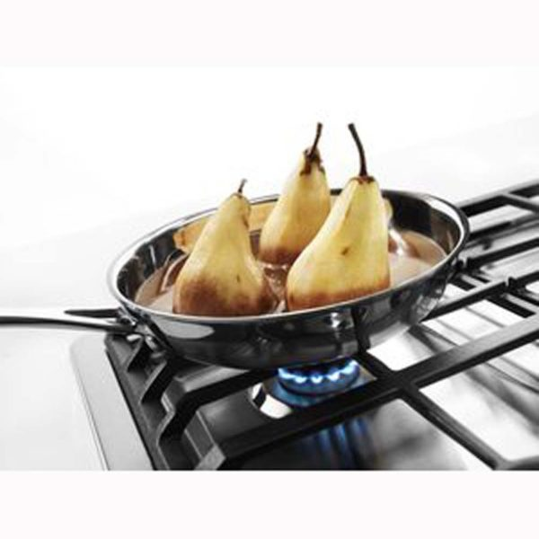 stock image cooking pears