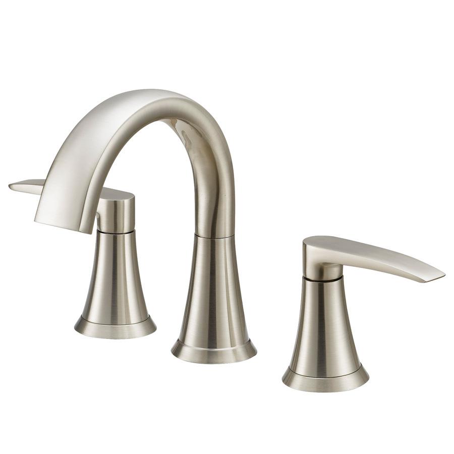 Jacuzzi Lyndsay 2 Handle Widespread Bathroom Faucet